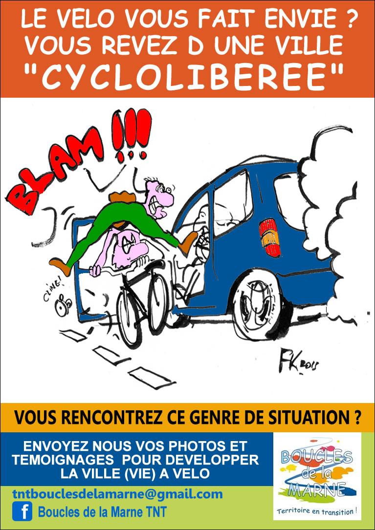 Vélo en Ville – Boucles de la Marne Territoire En Transition