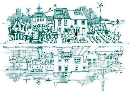 Les Villes et Territoires en Transition – Boucles de la