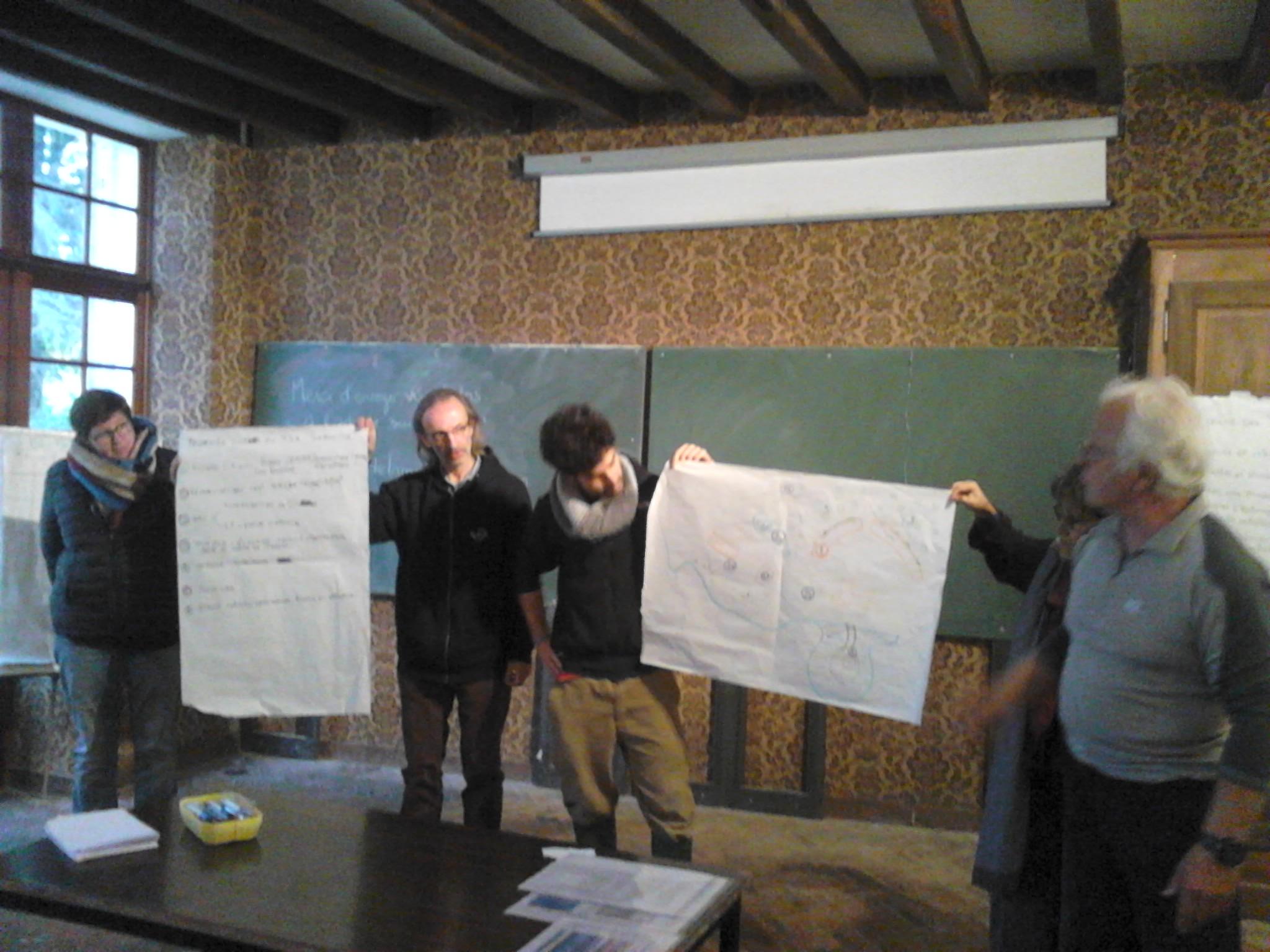 Un WE d'Initiation à la Permaculture made by les Zurbaculteurs