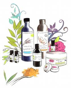 Conférence sur les cosmétiques et atelier pratique. Faites-le vous-même !